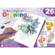 Drawing Made Easy Art Activity Set - Flowers