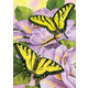 Mini Painting By Numbers - Swallowtail Butterflies
