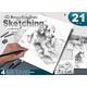 Sketching Made Easy Art Activity Set - Animals