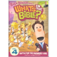 What's in the Bible Volume 4 DVD: Battle for the Promised Land!