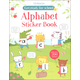 Alphabet Sticker Book (Get Ready for School Sticker Books)