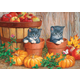 Little Pumpkins Tray Puzzle (35 Pieces)