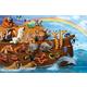 Noah's Ark Floor Puzzle (36 Pieces)