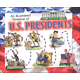 Illustrated Timeline of U.S. Presidents (Visual Timelines in History)