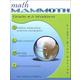Math Mammoth Light Blue Series Grade 4-A Worktext (Colored Version)