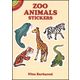 Zoo Animals Small Format Stickers