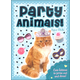 Kittens Party Animals Paper Dolls