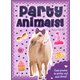 Ponies Party Animals Paper Dolls