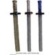 Deluxe Foam Sword (assorted color)