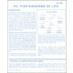 Five Kingdoms of Life Microslide Lesson Set