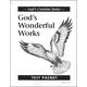 God's Wonderful Works Test Packet