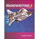 Handwriting 3 Teacher Edition 2ED