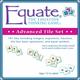 Equate Advanced Tile Set