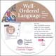 Well-Ordered Language Level 3B Extra Practice & Assessments on CD