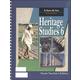Heritage Studies 6 Home Teacher Edition 2ED