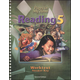 Reading 5 Worktext Teacher