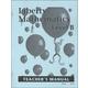 Liberty Mathematics Level B Teacher's Manual