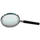Round Magnifier 1.5x - Chrome Rim, 4