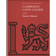 Cambridge Latin Course Unit 1 Teacher's Manual