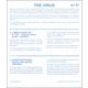 Virus Microslide Lesson Set