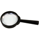 Round Magnifier 3x - Plastic Frame, 2