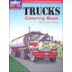 Trucks Coloring Book (Boost Series)