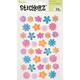 StickerZ: Opalescent Flowers (36 pieces)