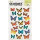StickerZ: Paper Butterfly (21 pieces)