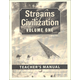 Streams of Civilization Volume One Teacher's Manual Third Edition