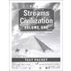 Streams of Civilization Volume One Test Packet Third Edition