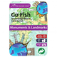 Monuments & Landmarks - Go Fish Knowledge Boost Card Game