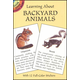 Learning About Backyard Animals