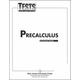 Precalculus Testpack