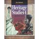 Heritage Studies 4 Student Worktext 2ED