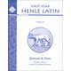 Henle Latin I Quiz/Exam Packet (Units I-II)