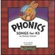 Beginnings K5 Phonics Songs CD 3ED