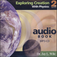 Exploring Creation with Physics Audio Book MP3 CD