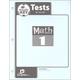 Math 1 Test Pack Answer Key 3rd Edition
