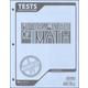 Fundamentals of Math Tests Answer Key 2ED