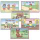 Phonetic Storybook Readers - Kindergarten Set of 1-6 Homeschool Edition