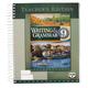 Writing/Grammar 9 Teacher 3ED
