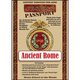 History Thru the Ages Project Passport: Ancient Rome CD