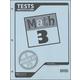 Math 3 Testpack Answer Key 3rd Edition