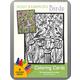 Molly Hashimoto: Birds Coloring Cards