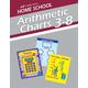 Arithmetic 3-8 Charts