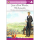Just a Few Words, Mr. Lincoln (Penguin Young Reader Level 4)