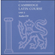 Cambridge Latin Course Unit 2 Audio CD