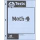 Math 4 Testpack Answer Key 3rd Edition