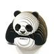 Eugy 3D Panda Dodoland Model