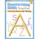 Handwriting Skills Simplified Level A